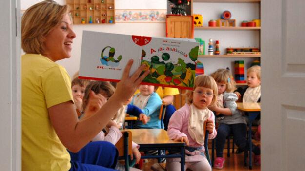 Więcej miejsc w przedszkolach