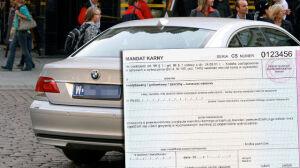 Dyplomaci łamią przepisy drogowe. Najczęściej robią to Libijczycy