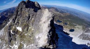 W weekend doszło w Tatrach do kilku wypadków