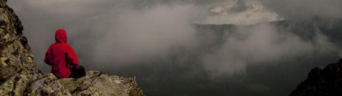 Burze przeszkodzą w górskich wędrówkach