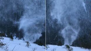 Zobaczyć je to cud. Snownado w Tatrach