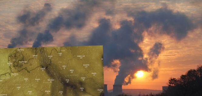 Polska na tle Europy. Zobacz, gdzie są przekroczone normy jakości powietrza