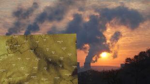 """Polska smogowym """"liderem"""" Europy. Zobacz, jak wypadamy na tle kontynentu"""