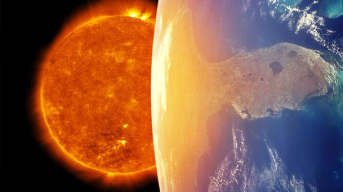 Jądro Ziemi cieplejsze niż sądzono. Tak gorące jak Słońce