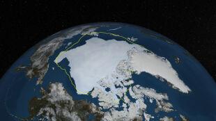 Letni lód arktyczny może zniknąć do końca wieku