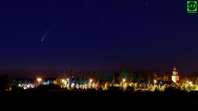 Nie tylko kometa. Co jeszcze zobaczymy na nocnym niebie?