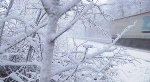 Zima na Ukrainie